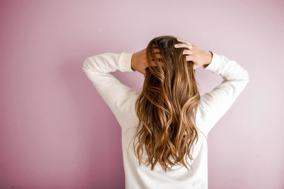 vegan hair oil