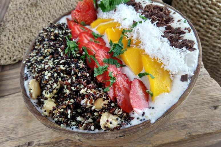 If you want to discover great new vegan foods you can add to your diet, you've come to the right place. This page offers a comprehensive assortment of links to every imaginable sort of vegan food.